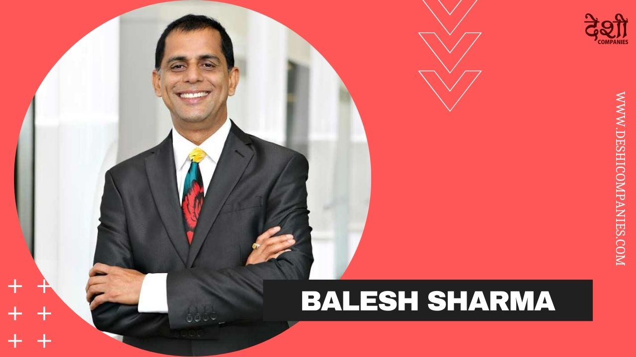 Balesh Sharma (Vodafone Idea limited CEO)