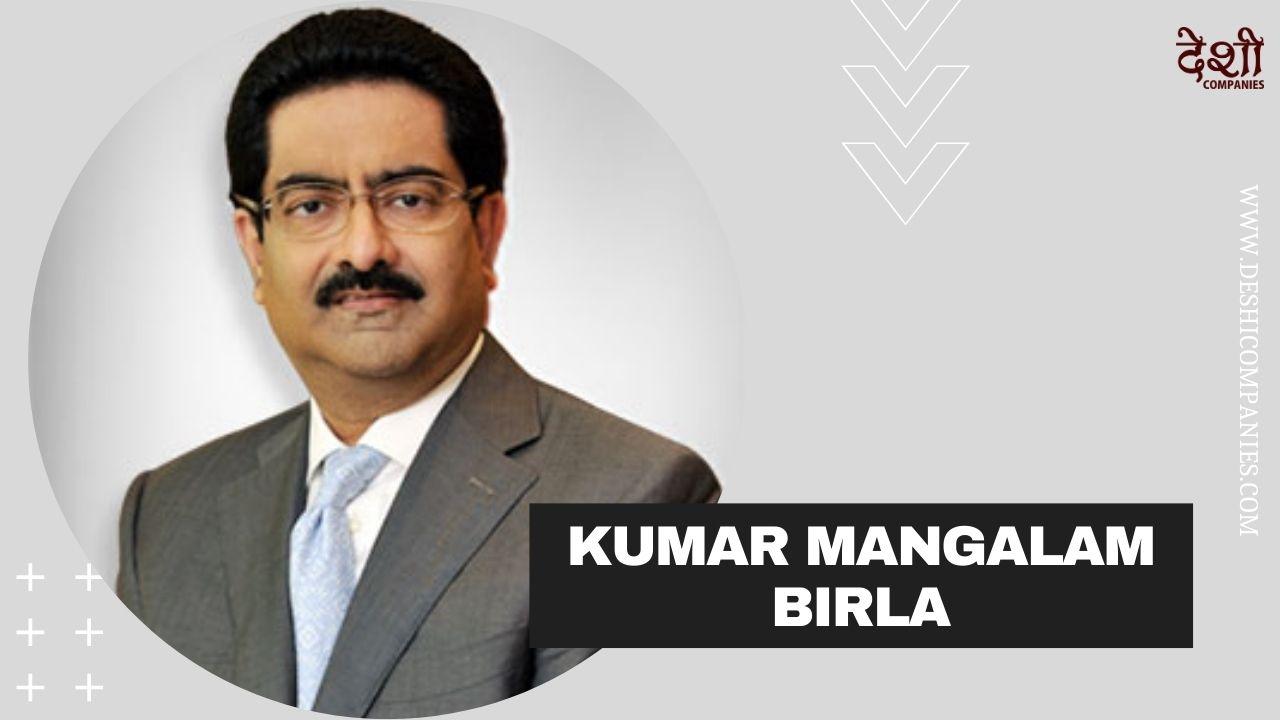 Kumar Mangalam Birla (Aditya Birla Group)