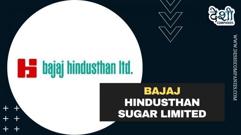 Bajaj Hindusthan Sugar Limited
