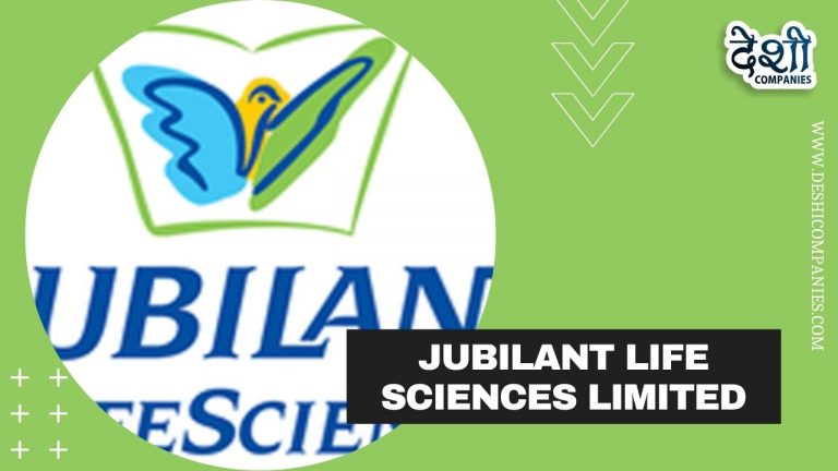 Jubilant Life Sciences Limited