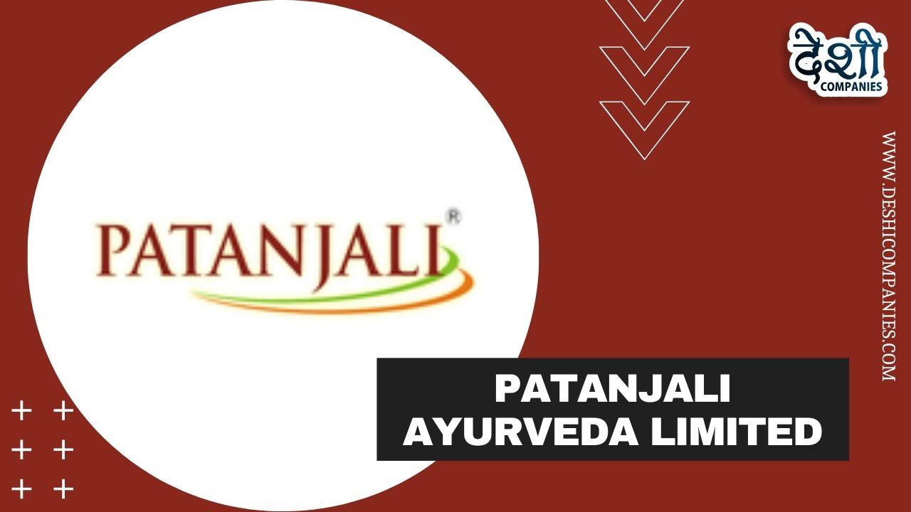 Patanjali Ayurveda Limited