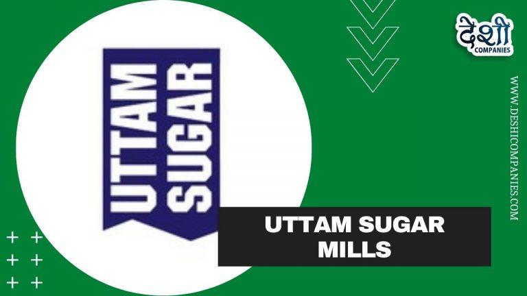 Uttam Sugar Mills