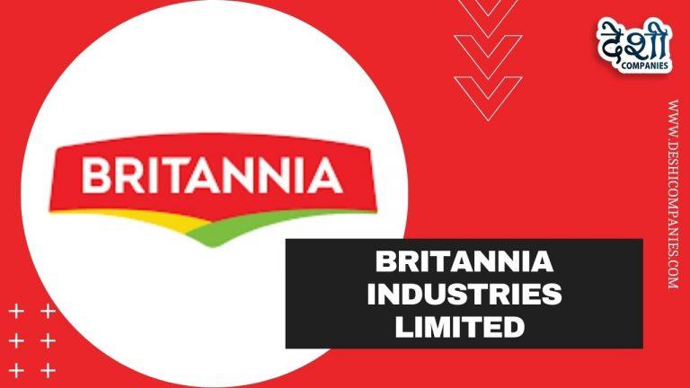 Britannia Industries Limited