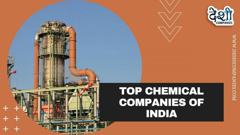 Chemical Companies of India