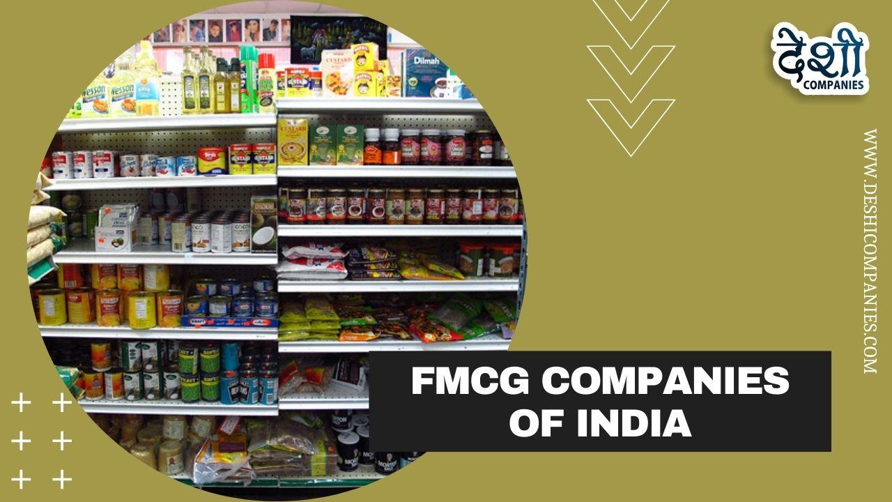 FMCG companies of India