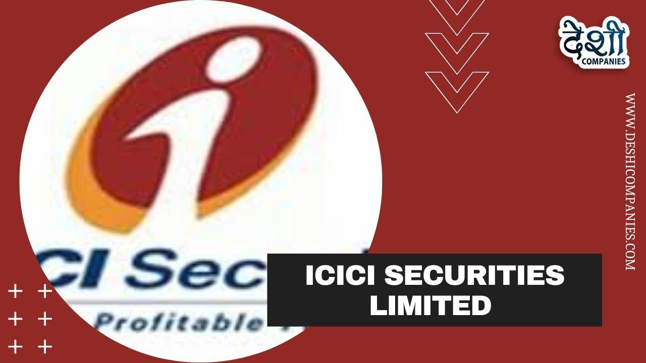 ICICI Securities Limited