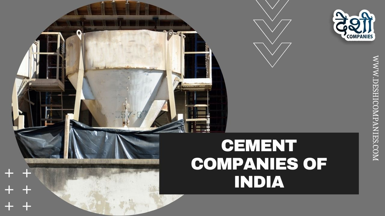 Indian Cement Companies