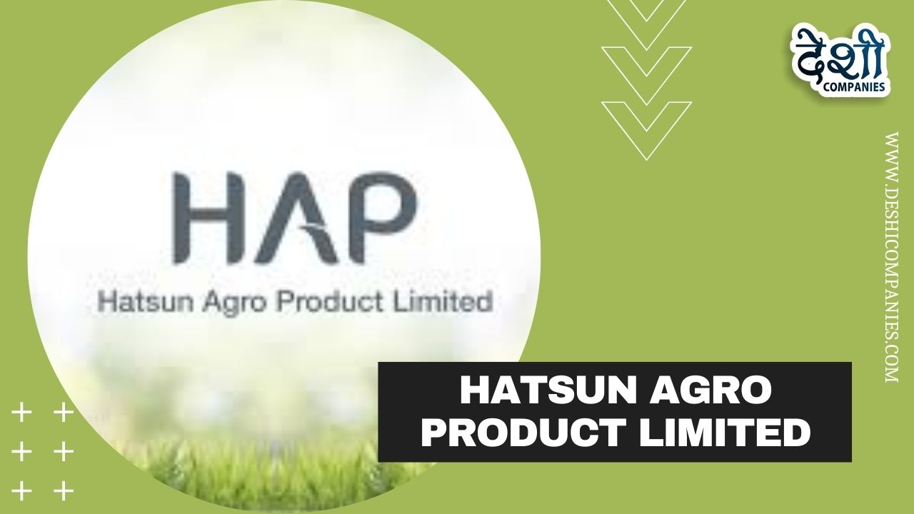 Hatsun Agro Product Limited