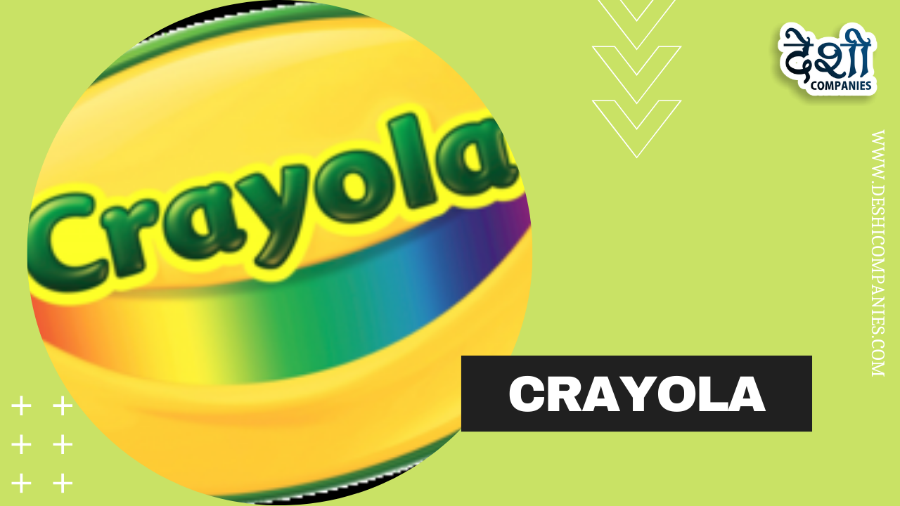Crayola Company Profile, Logo, Founder, Establishment, Brands, Products and More