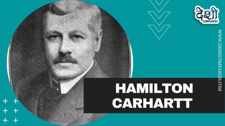 Hamilton Carhart