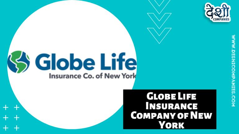 Globe Life Insurance Company of New York Company