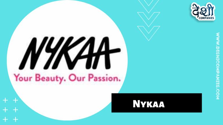 Nykaa Company