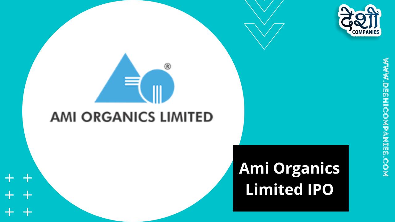 Ami Organics Limited IPO