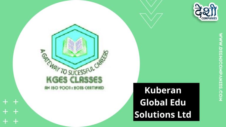 Kuberan Global Edu Solutions Ltd