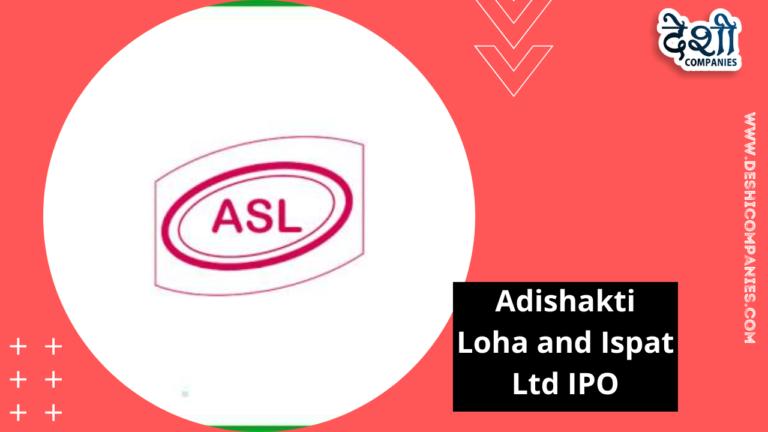 Adishakti Loha and Ispat Ltd IPO