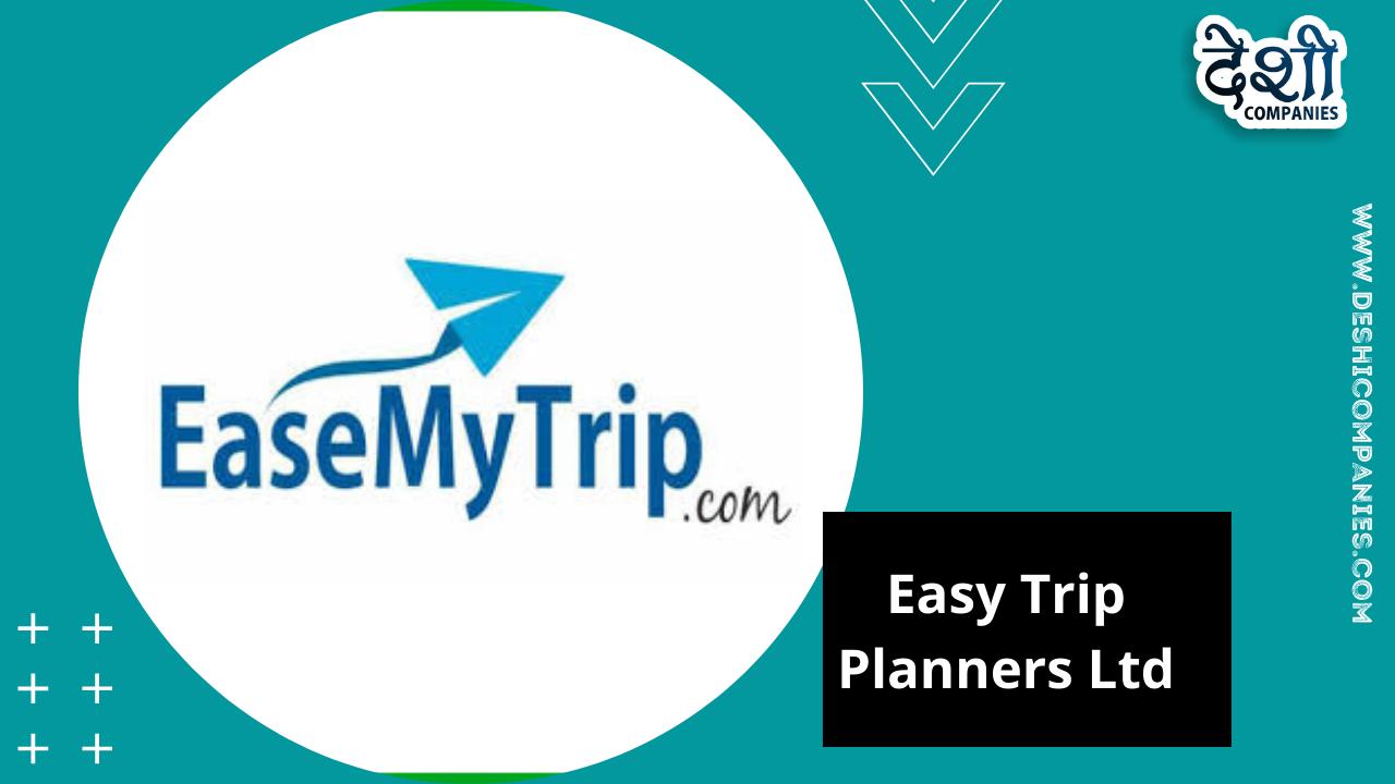 Easy Trip Planners Ltd