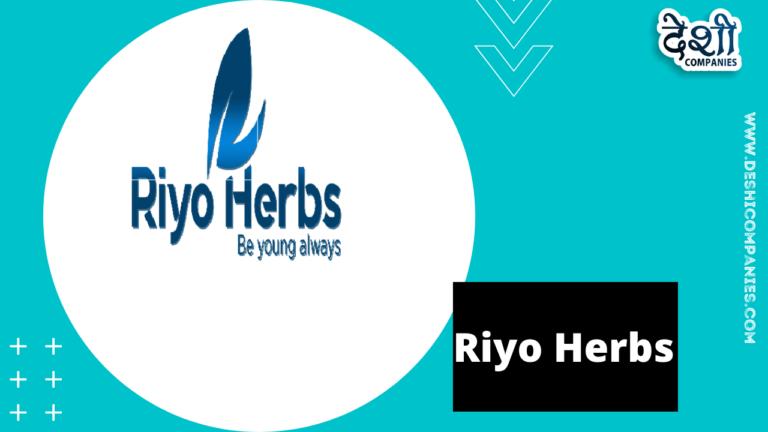 Riyo Herbs Company