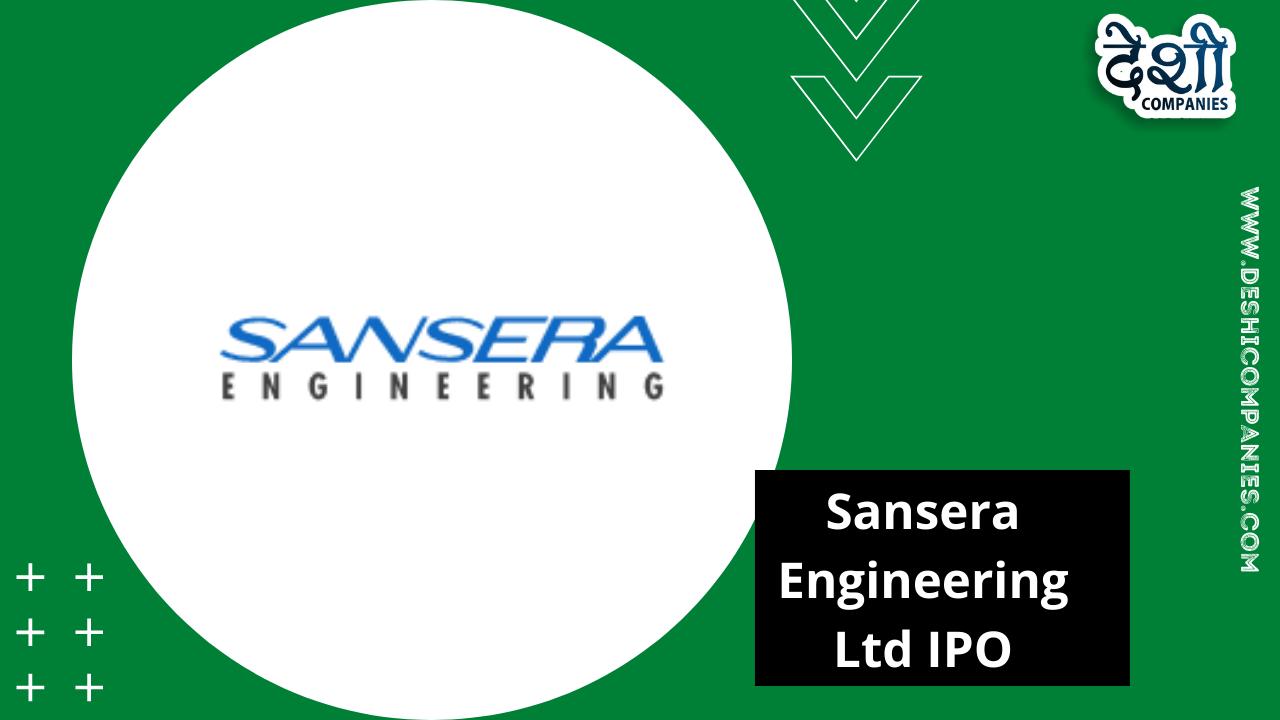 Sansera Engineering Ltd IPO